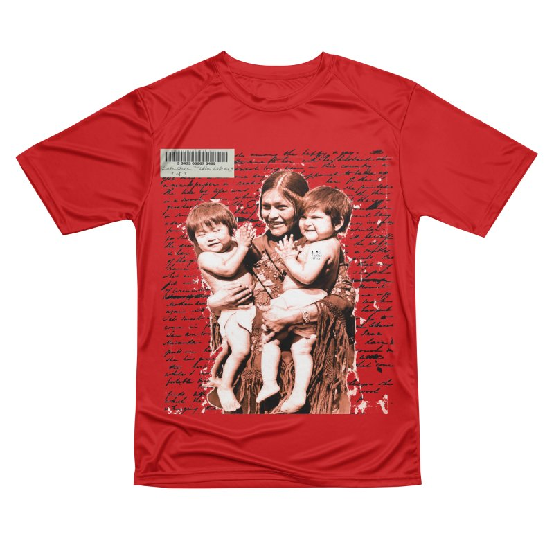Shannon and her boys. Women's T-Shirt by BLACK TVRTLE NECK