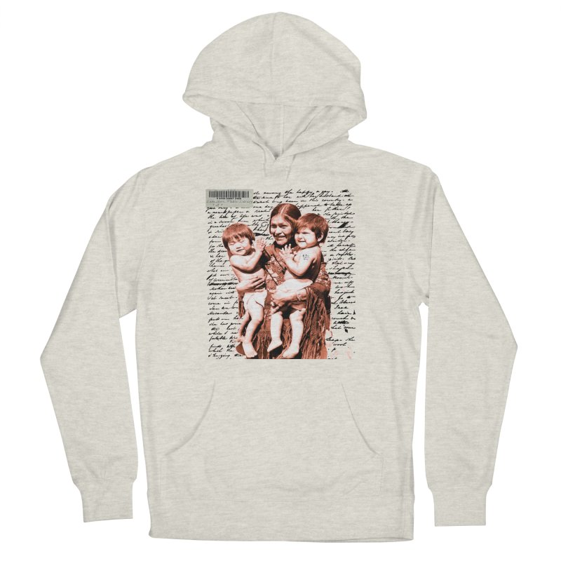 Shannon and her boys. Men's French Terry Pullover Hoody by BLACK TVRTLE NECK