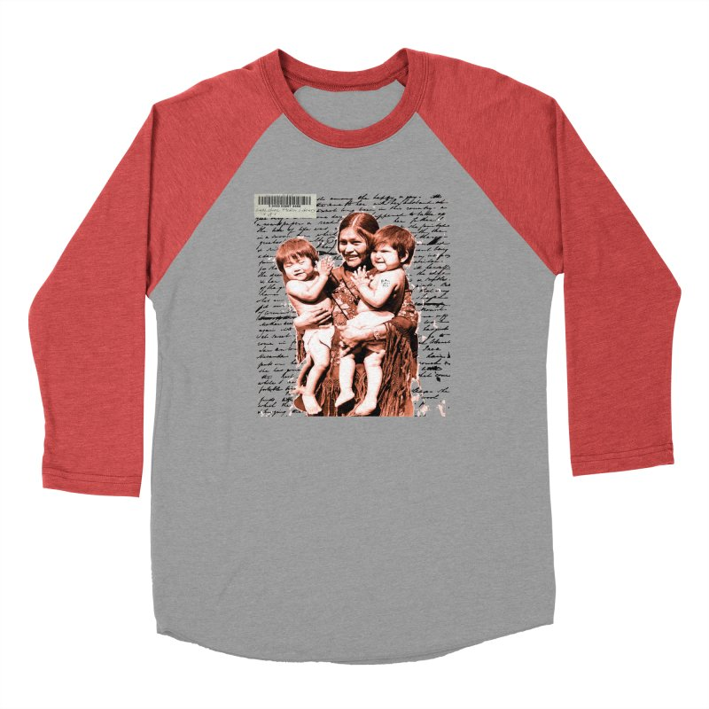 Shannon and her boys. Men's Longsleeve T-Shirt by BLACK TVRTLE NECK