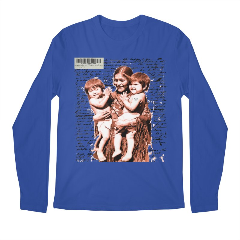 Shannon and her boys. Men's Regular Longsleeve T-Shirt by BLACK TVRTLE NECK