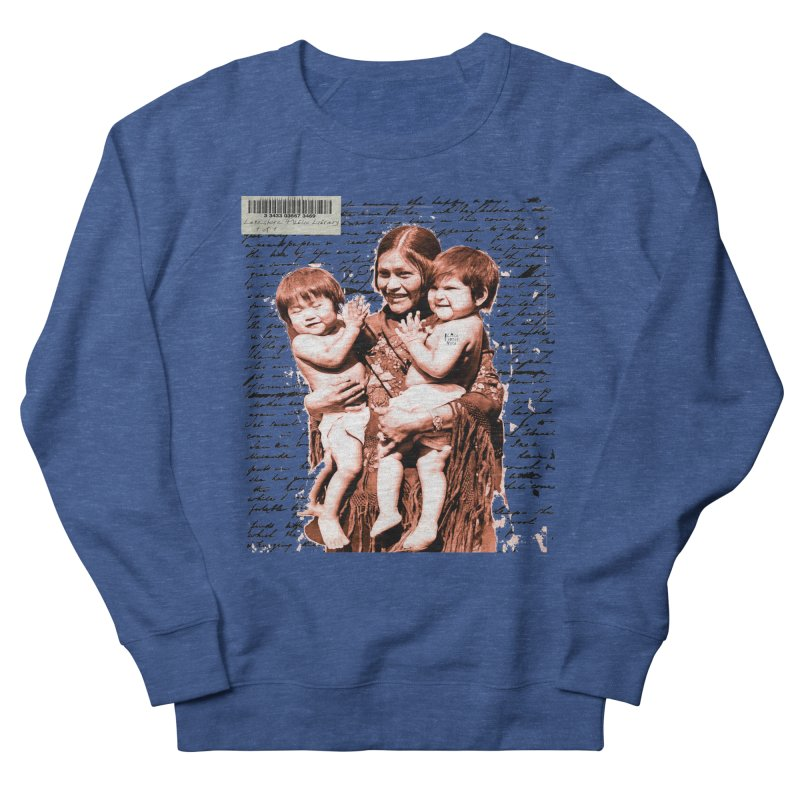 Shannon and her boys. Women's Sweatshirt by BLACK TVRTLE NECK