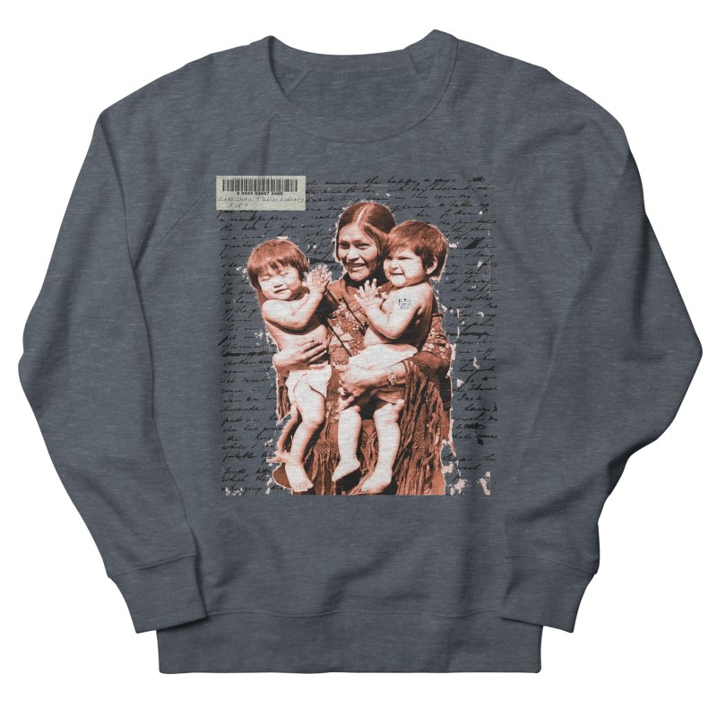 Shannon and her boys. Men's Sweatshirt by BLACK TVRTLE NECK