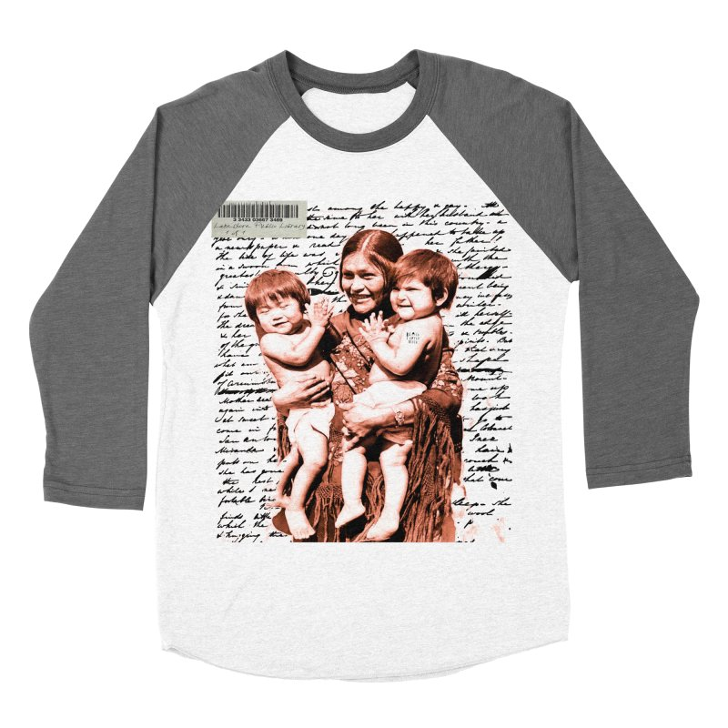 Shannon and her boys. Women's Longsleeve T-Shirt by BLACK TVRTLE NECK