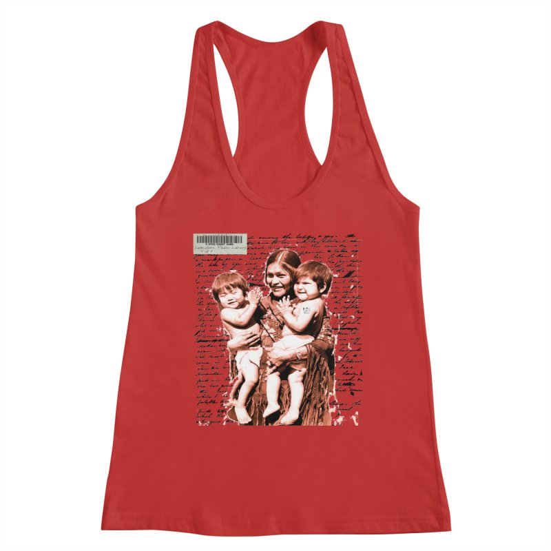 Shannon and her boys. Women's Tank by BLACK TVRTLE NECK