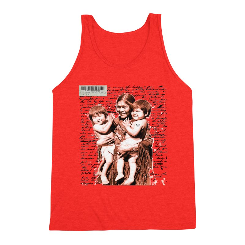 Shannon and her boys. Men's Tank by BLACK TVRTLE NECK