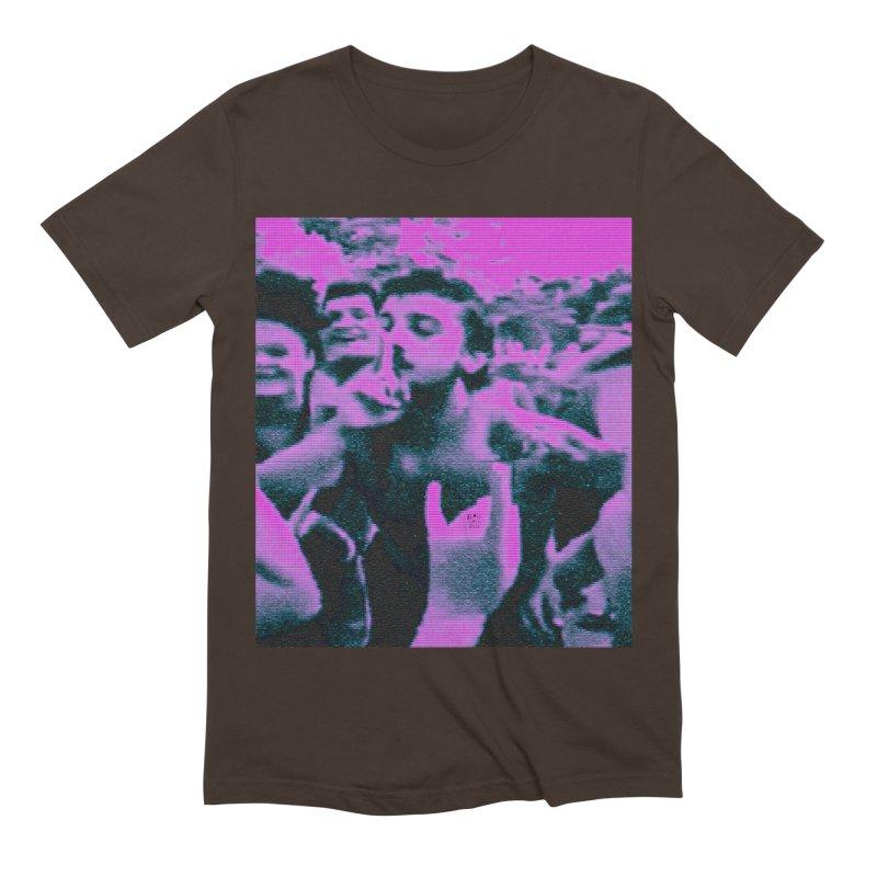 our rez king Men's Extra Soft T-Shirt by BLACK TVRTLE NECK