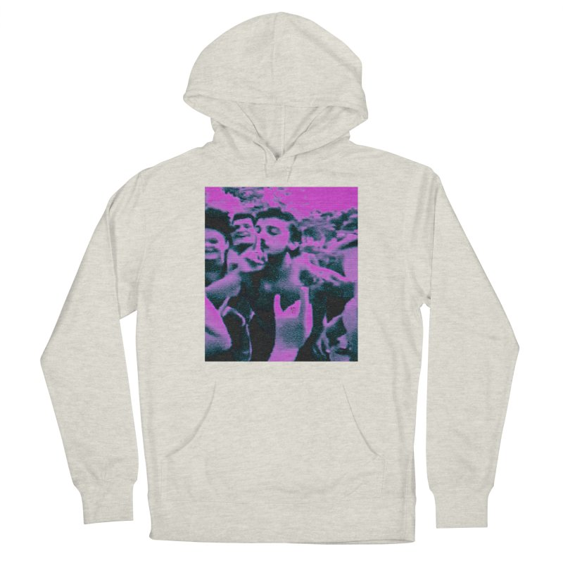 our rez king Men's Pullover Hoody by BLACK TVRTLE NECK