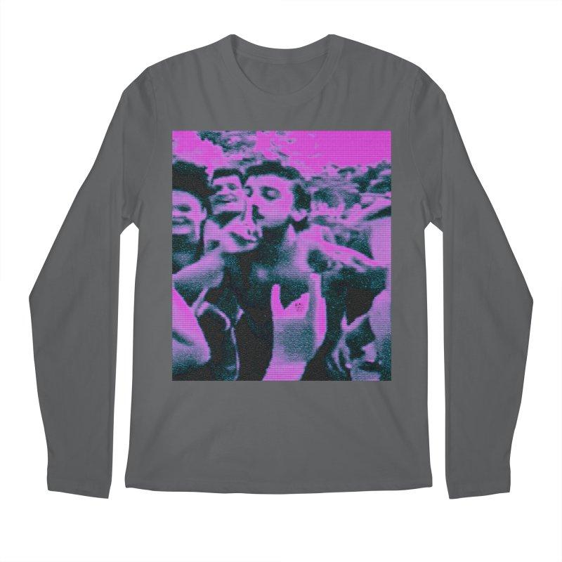our rez king Men's Longsleeve T-Shirt by BLACK TVRTLE NECK