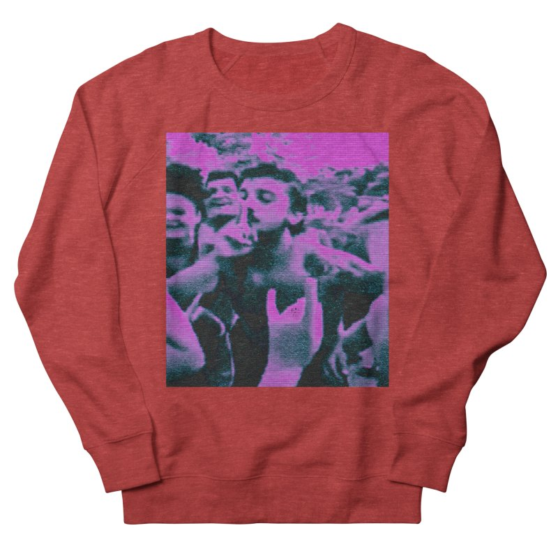 our rez king Men's French Terry Sweatshirt by BLACK TVRTLE NECK
