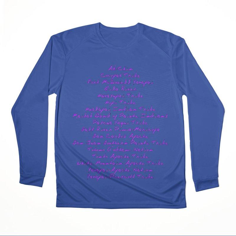 HOME Men's Performance Longsleeve T-Shirt by BLACK TVRTLE NECK