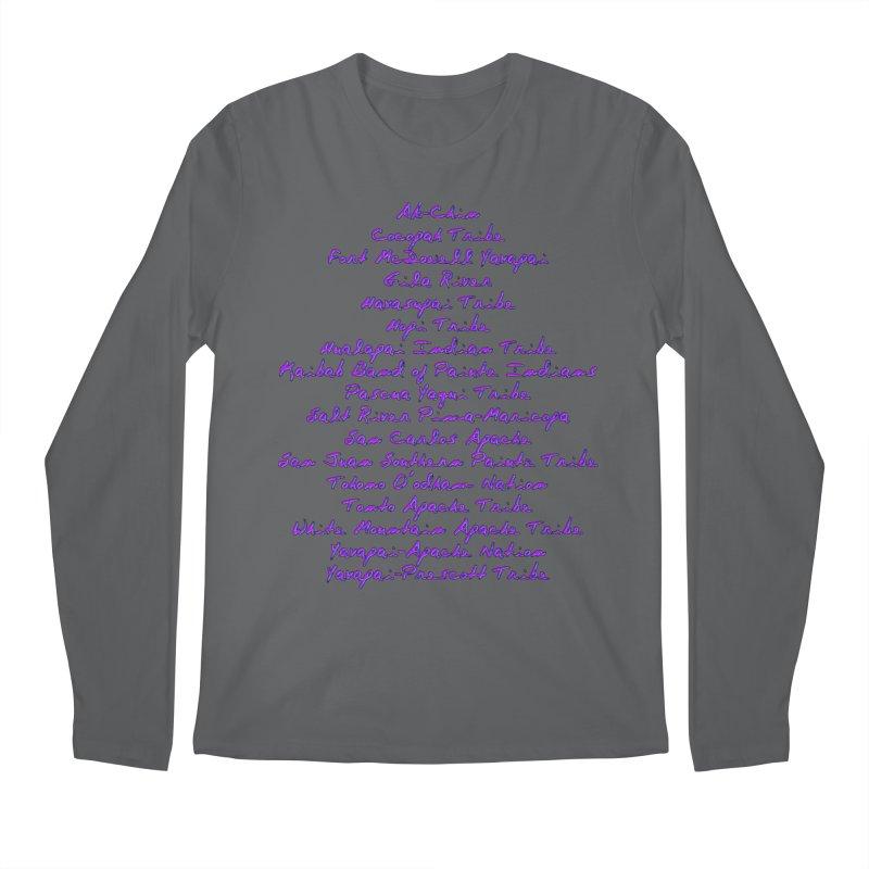 HOME Men's Regular Longsleeve T-Shirt by BLACK TVRTLE NECK