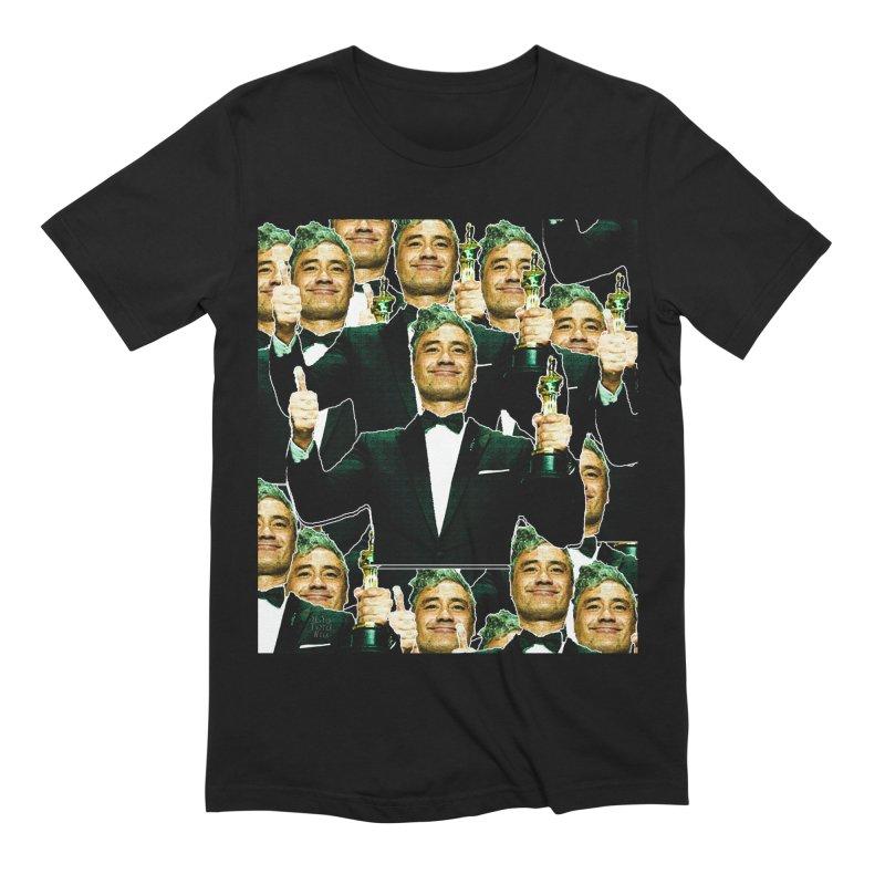 ORIGINAL STORYTELLERS Men's Extra Soft T-Shirt by BLACK TVRTLE NECK