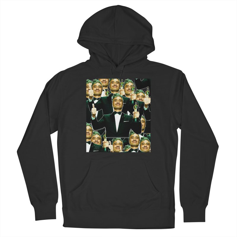 ORIGINAL STORYTELLERS Men's French Terry Pullover Hoody by BLACK TVRTLE NECK