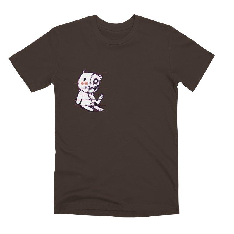 NEW RALPH Men's T-Shirt by BLACK TVRTLE NECK