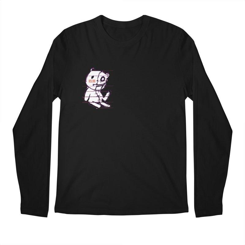 NEW RALPH Men's Longsleeve T-Shirt by BLACK TVRTLE NECK
