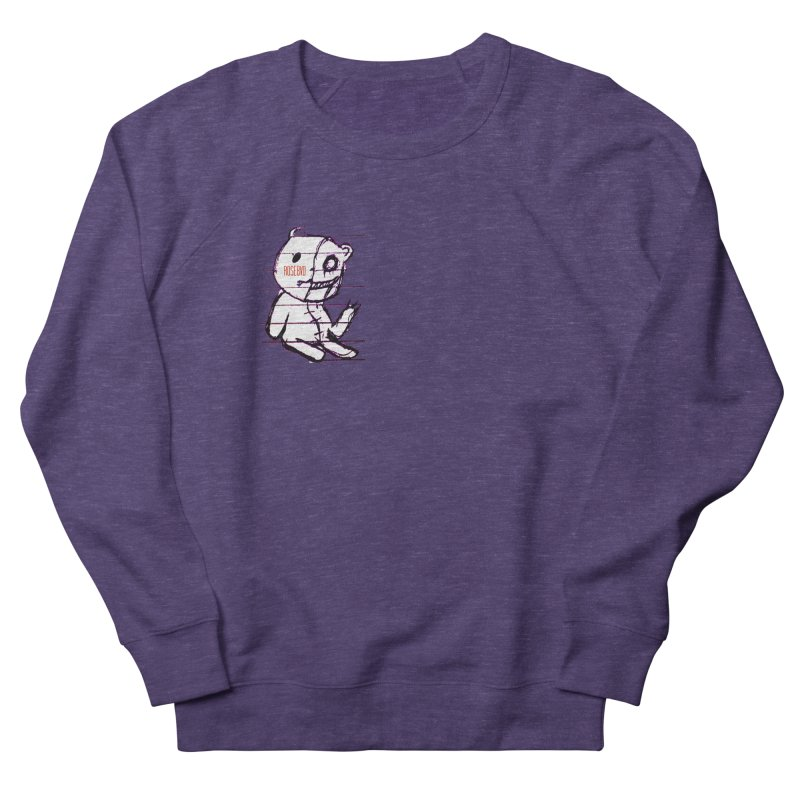 NEW RALPH Men's French Terry Sweatshirt by BLACK TVRTLE NECK