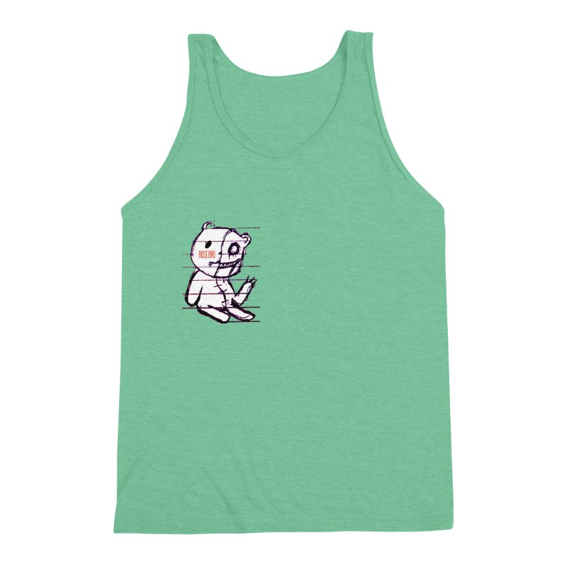 NEW RALPH Men's Tank by BLACK TVRTLE NECK