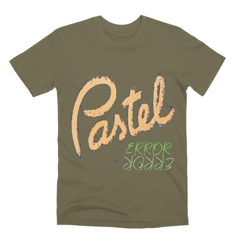 PE 1 (Remix) Men's T-Shirt by BLACK TVRTLE NECK