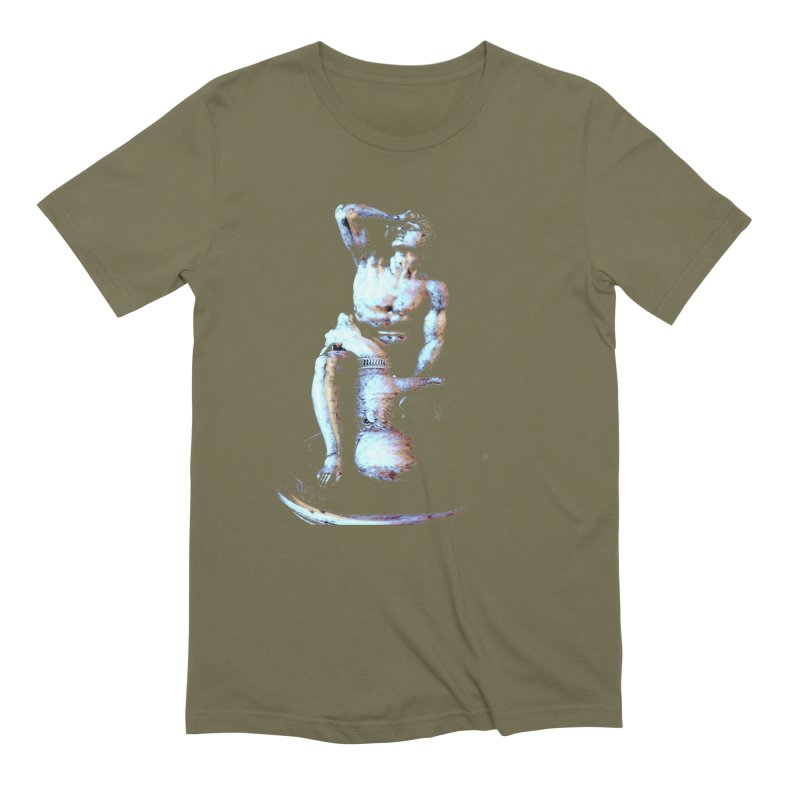 Cypress Men's T-Shirt by BLACK TVRTLE NECK