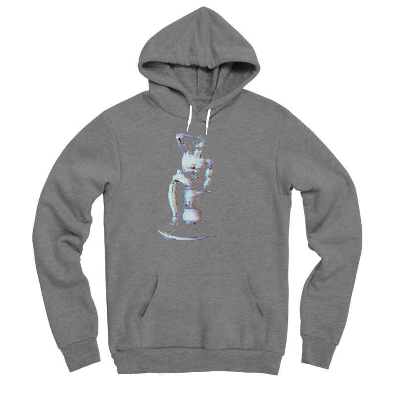Cypress Men's Pullover Hoody by BLACK TVRTLE NECK