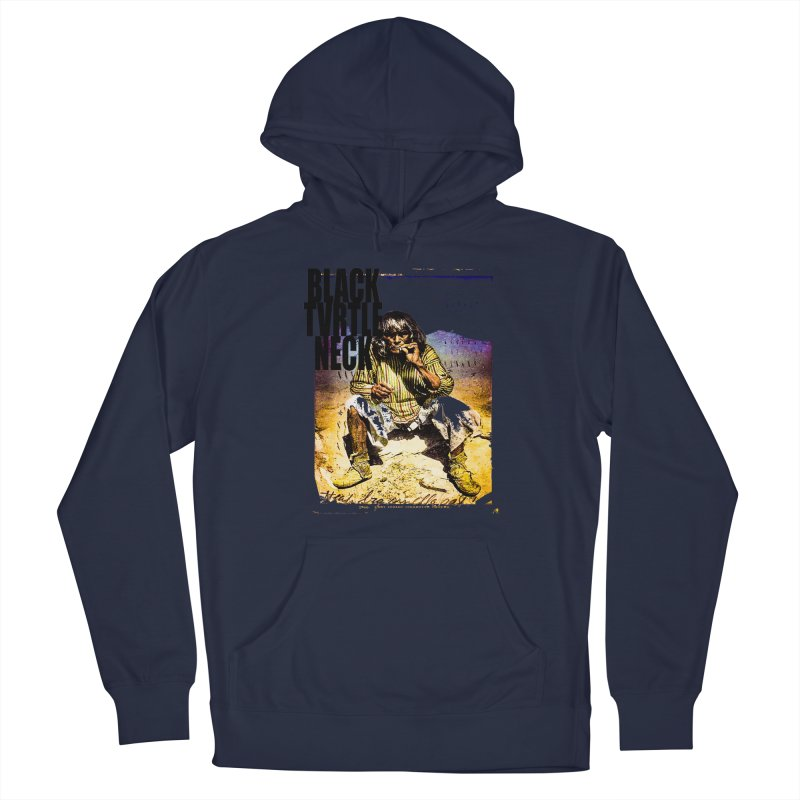 Indigenous Women's Pullover Hoody by BLACK TVRTLE NECK