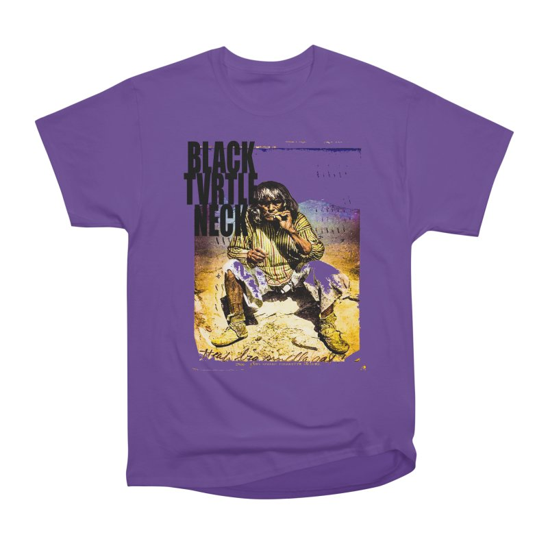Indigenous Women's Heavyweight Unisex T-Shirt by BLACK TVRTLE NECK