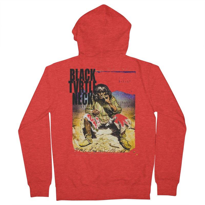 Indigenous Women's Zip-Up Hoody by BLACK TVRTLE NECK