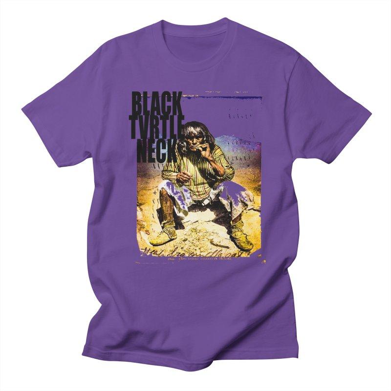 Indigenous Men's Regular T-Shirt by BLACK TVRTLE NECK