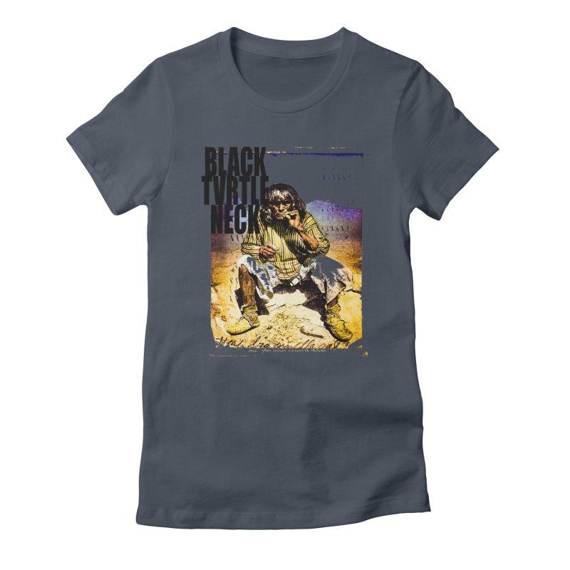 Indigenous Women's T-Shirt by BLACK TVRTLE NECK