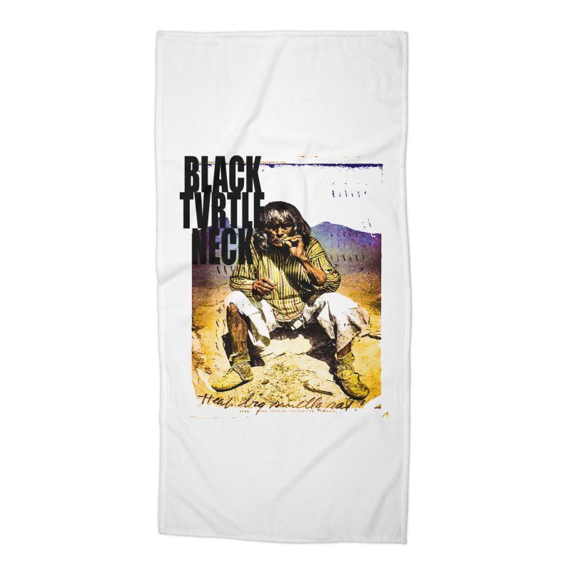 Indigenous Accessories Beach Towel by BLACK TVRTLE NECK