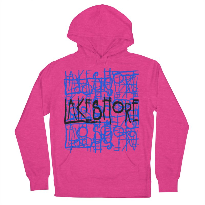 Lakeshore IV Men's Pullover Hoody by BLACK TVRTLE NECK