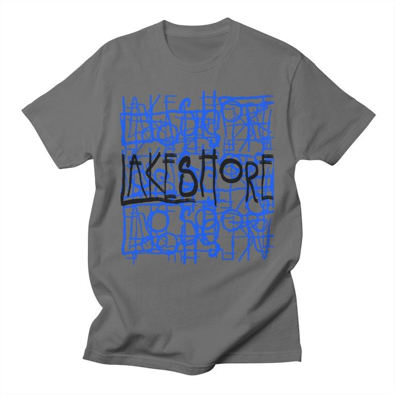Lakeshore IV Men's T-Shirt by BLACK TVRTLE NECK