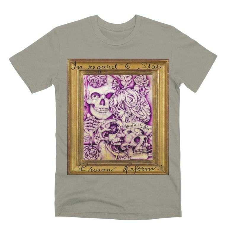 CHIVO Men's T-Shirt by BLACK TVRTLE NECK