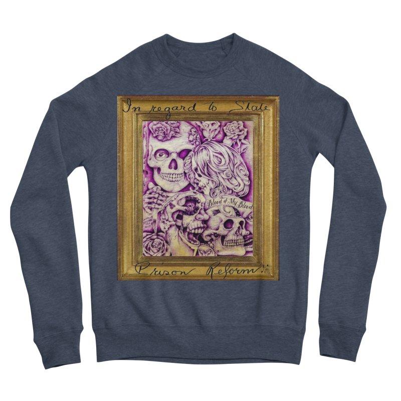 CHIVO Men's Sweatshirt by BLACK TVRTLE NECK