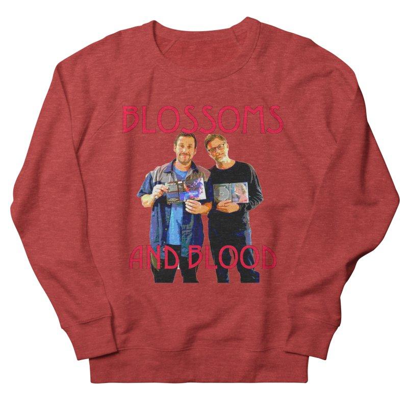 Heroes Men's Sweatshirt by BLACK TVRTLE NECK