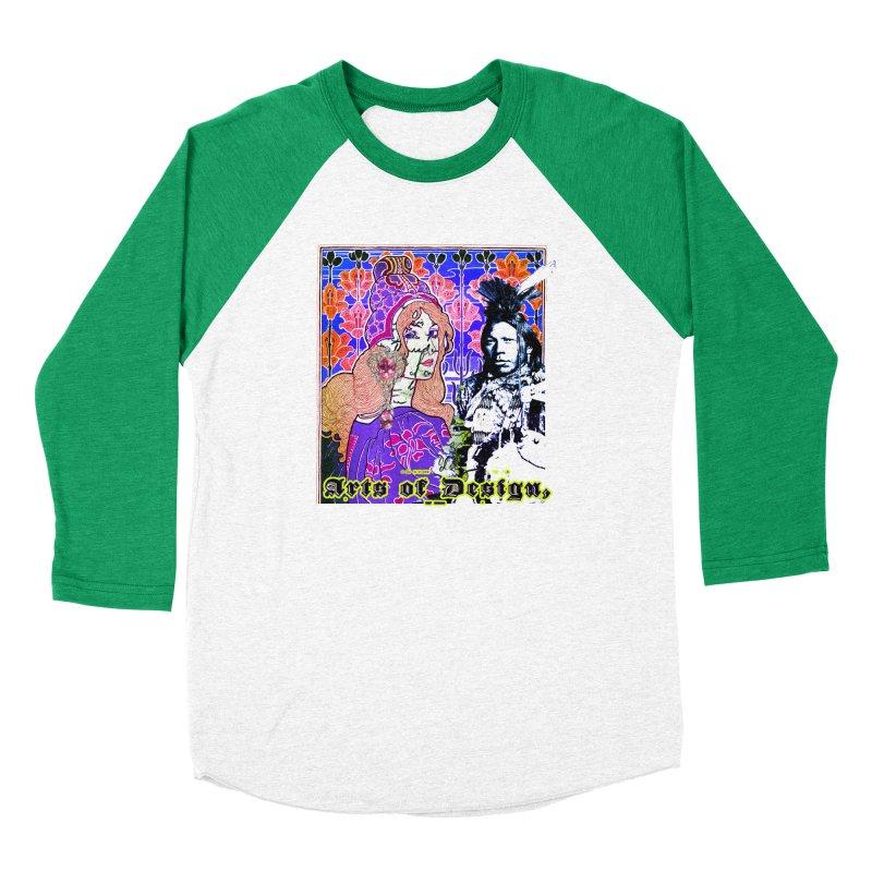 Arts of Design Men's Longsleeve T-Shirt by BLACK TVRTLE NECK