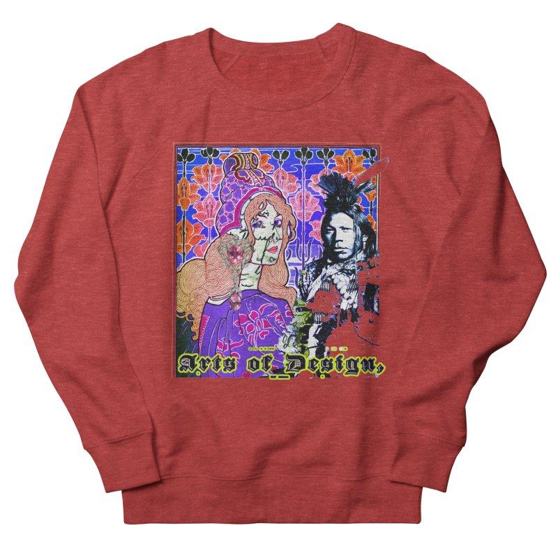 Arts of Design Men's Sweatshirt by BLACK TVRTLE NECK