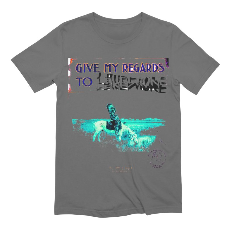 Regards Men's T-Shirt by BLACK TVRTLE NECK