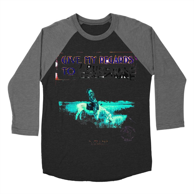 Regards Men's Longsleeve T-Shirt by BLACK TVRTLE NECK