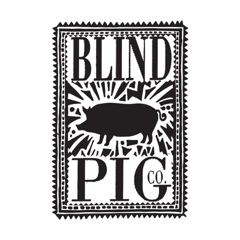 Blind Pig Co LOGO Accessories Skateboard by Blind Pig Brewery Emporium of Fancy Stuff & Things
