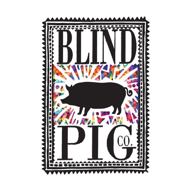 Blind Pig Co PRIDE Men's T-Shirt by Blind Pig Brewing Emporium of Fancy Stuff & Things