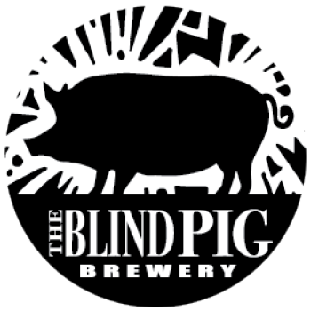 Blind Pig Brewery Emporium of Fancy Stuff & Things Logo