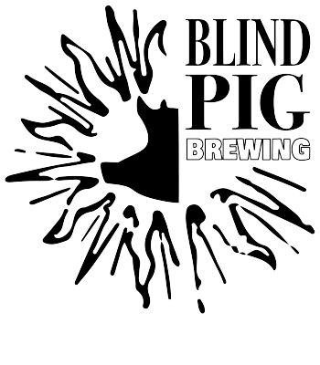Blind Pig Brewing Emporium of Fancy Stuff & Things Logo
