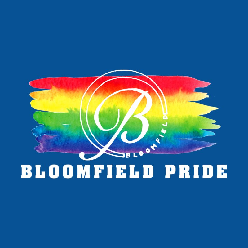 Bloomfield Pride 2019 Men's V-Neck by BloomfieldPride's Artist Shop