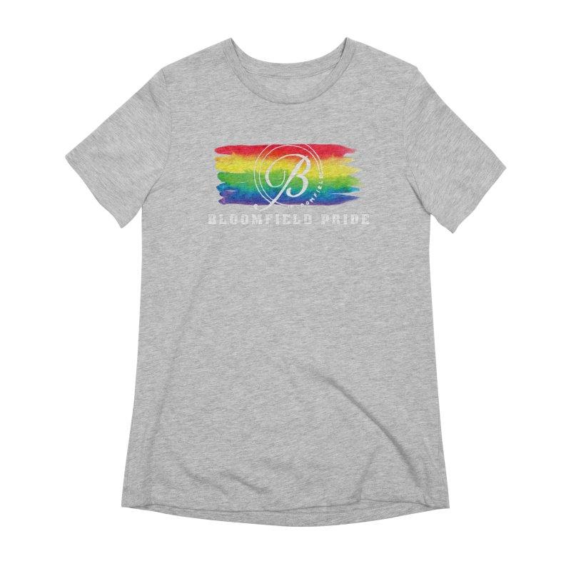 Bloomfield Pride 2019 Women's Extra Soft T-Shirt by BloomfieldPride's Artist Shop