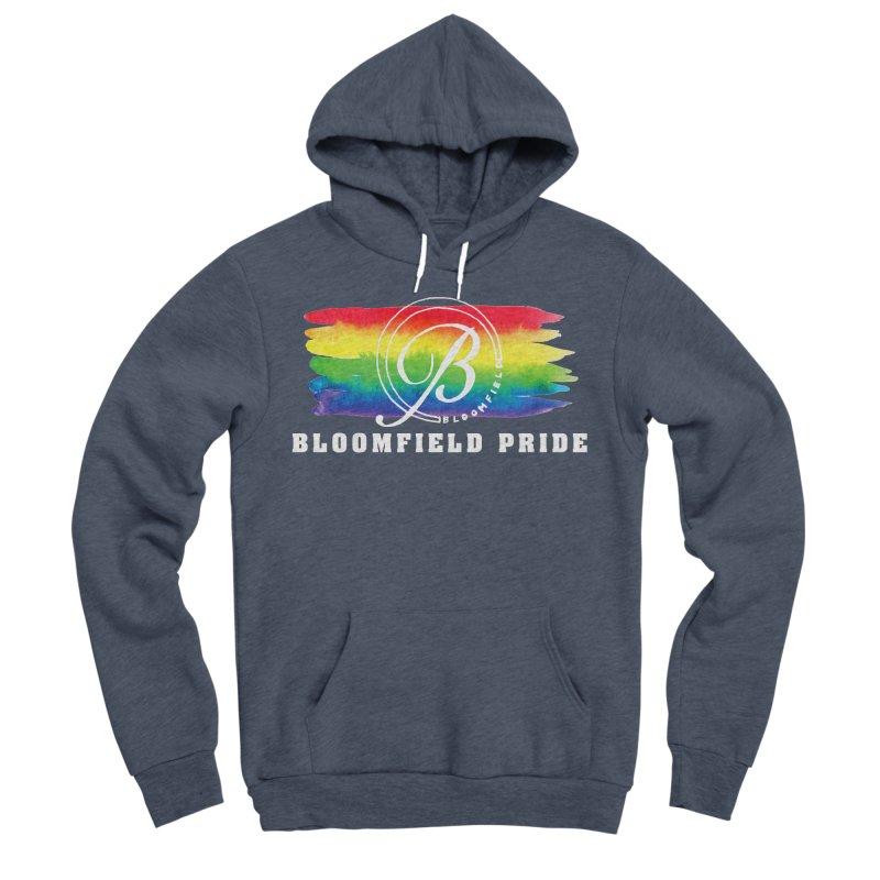 Bloomfield Pride 2019 Men's Sponge Fleece Pullover Hoody by BloomfieldPride's Artist Shop