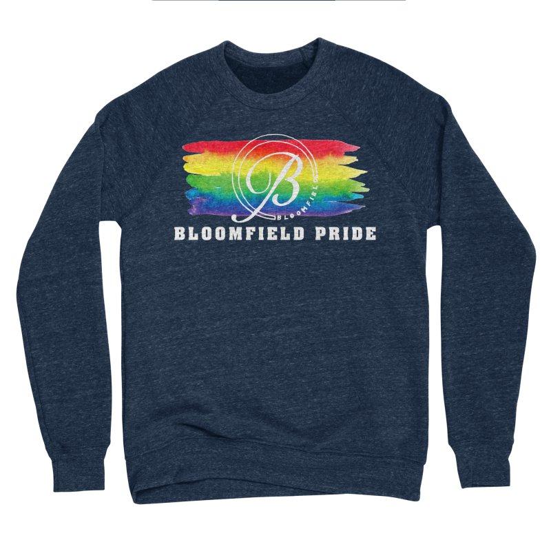 Bloomfield Pride 2019 Women's Sponge Fleece Sweatshirt by BloomfieldPride's Artist Shop