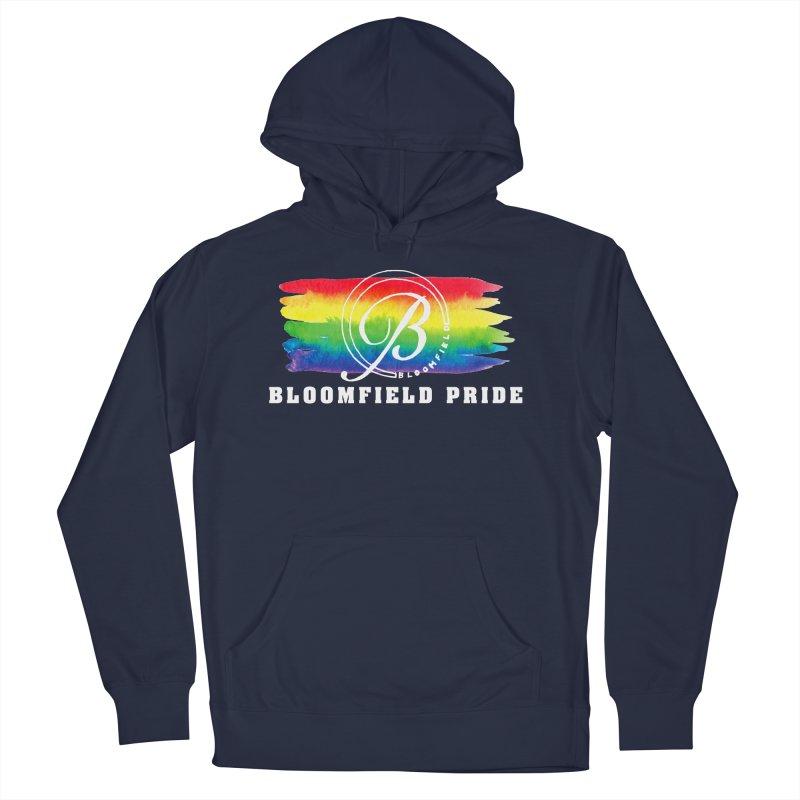 Bloomfield Pride 2019 Men's Pullover Hoody by BloomfieldPride's Artist Shop