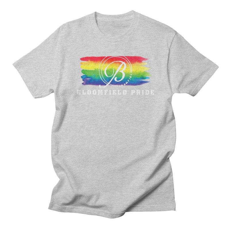 Bloomfield Pride 2019 Men's T-Shirt by BloomfieldPride's Artist Shop