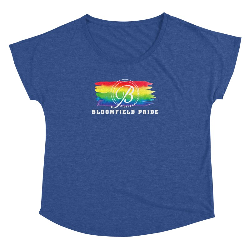 Bloomfield Pride 2019 Women's Dolman Scoop Neck by BloomfieldPride's Artist Shop
